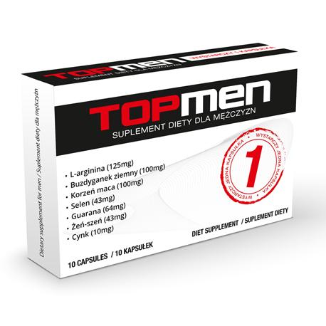 KUP TopMen tabletki na erekcje
